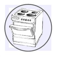 Картинка плиты электрической